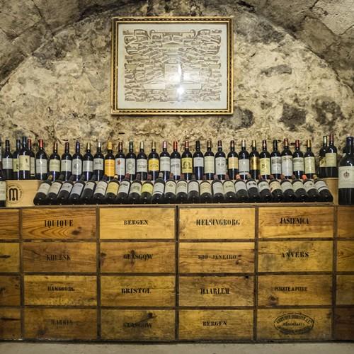 Importadora de Vinhos